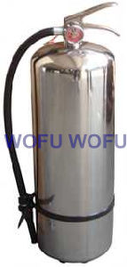 9LTR Stainless Steel Foam Fire Extinguisher CE pictures & photos