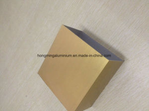 Extrusion Frame Anodized Aluminum Profile for Window and Door pictures & photos