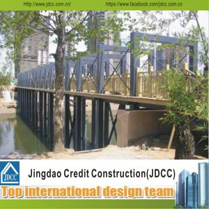 Prefabricated Design Steel Structure Bridges pictures & photos