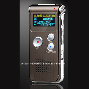 Digital Voice Recorder with MP3 (ID-1028)