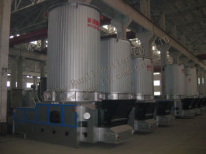 Vertical Chain Grate Coal-Fired Thermal Oil Boiler pictures & photos