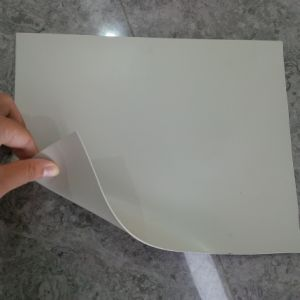 Waterproofing Membrane/Reinfirced PVC Waterproof Membrane with Polyester Felt pictures & photos