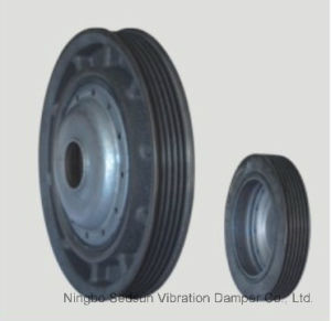 Crankshaft Pulley / Torsional Vibration Damper for Renault 8200392697 pictures & photos