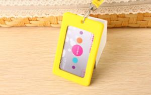 Promotional Travel Fashion Colorful PVC Luggage Tag pictures & photos