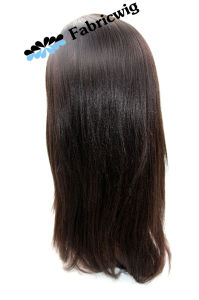 Silky Straight Lace Front Wig Human Hair pictures & photos