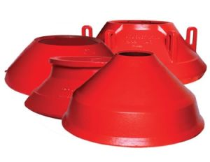 Wear Liners for Sandvik Cone Crushers pictures & photos