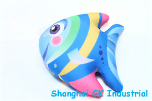 Fish Toy Colorful Fish Microbeads Toys Microbeads Pillow pictures & photos