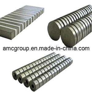 Sintered SmCo Disc Magnet pictures & photos
