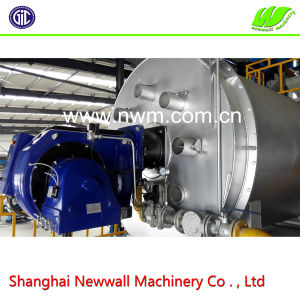 60tph Rotary Drum Sand Dryer with Gas Burner pictures & photos