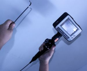 6.0mm Industrial Video Borescope with 2-Way Articulation, 4m Testing Cable pictures & photos