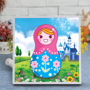 Factory Direct Wholesale New Children DIY Handcraft Sticker Promotion Kids Girl Boy Gift T-170 pictures & photos
