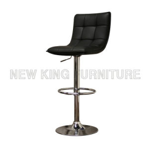 Wholesale Supplier Industrial Stainless Steel Swivel Bar Stool Design (NK-BCB009) pictures & photos