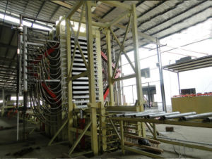 MDF Production Line Maker with All Necessarily Machines and Equipment. pictures & photos