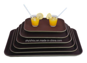 Fiberglass Non Slip Restaurant Services Tray pictures & photos