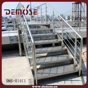 Outdoor Inxo Steel Staircase (DMS H1011)