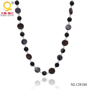 2014 Shell and Agate Necklace Costume Jewelry pictures & photos