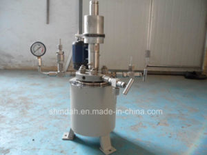 10L Magnetic Stirring Tank Reactor Lab Autoclave Reactor pictures & photos