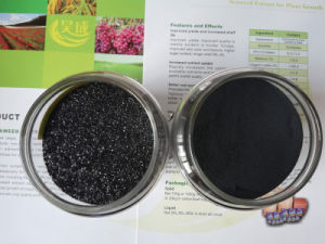 Flake Form Soluble Seaweed Extract Fertilizer pictures & photos