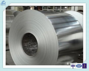 Round Edge First Grade Aluminum Coil for Transformer