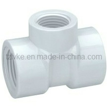 BSPT PVC Reducing Tee (F*F*F) pictures & photos