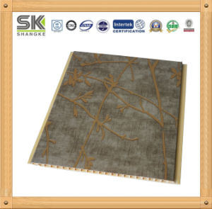 Laminated PVC Board for Wall Decoration (WHE22)