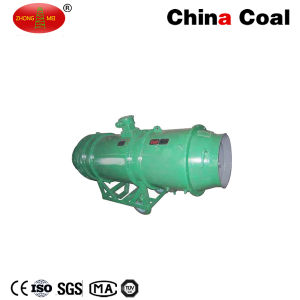 China Coal Mining Industrial Underground Wet Dust Removal Extraction Fan pictures & photos