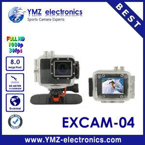 Cheapest Sports Camera Full HD 12.0 MP Excam-04
