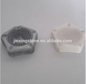 Pentagon Stone Ashtrays/Marble Ashtrays pictures & photos