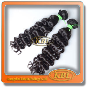 Hot Sell /100%Human Hair Extension /Remy 4A Brazilian Human Hair pictures & photos
