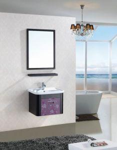 Space Aluminum Bathroom Cabinet Wg-8111