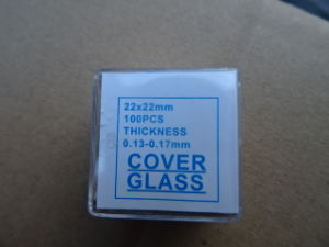 Cover Glass 18X18mm, 100PCS/Box pictures & photos