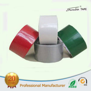 Natural Rubber No Residue Strong Cloth Duct Tape in Stock pictures & photos