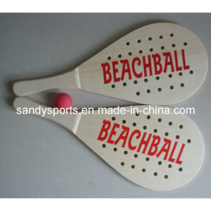 Beach Racket / Beach Paddle (SY12090601) pictures & photos