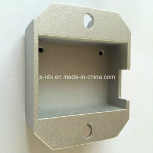Aluminum Die Casting/Die Cast Cap for Laundry Rack pictures & photos