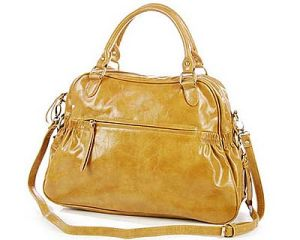 Leisure Leather Ladies Bag with Adjustable Strap (W110) pictures & photos