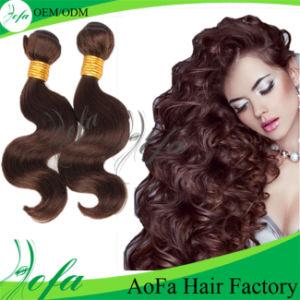 Silk 7A Loose Wave Malaysian Human Natural Hair pictures & photos