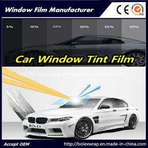 5% Black 1ply Color Window Film, Solar Window Film, Solar Window Tint Film pictures & photos