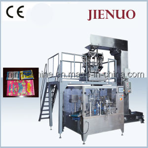 Automatic Rotary Food Pouch Packing Machine pictures & photos