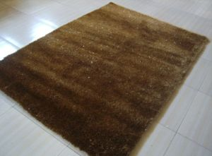 Commerical Use Korean Silk Shag Mat Ksm0050 pictures & photos