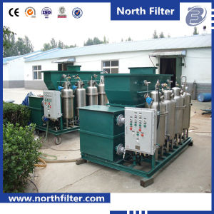 China Golden Supplier Oil Drainer for Water Treatment pictures & photos