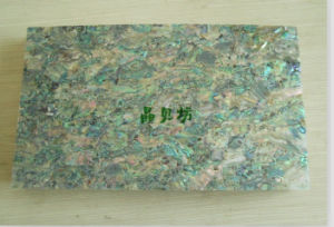 High Quality 1.5mm Abalone Shell Papers / Paua Shell Veneers