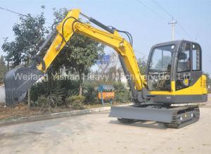 4.5ton Hydraulic Crawler Excavator pictures & photos