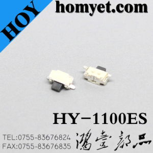 High-Quality Manufacturer Tact Switch/Mini Switch with SMD (HY-1100ES) pictures & photos