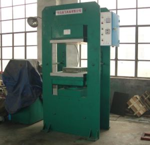Qingdao Rubber Machine Good Sale Rubber Vulcanizing Press pictures & photos