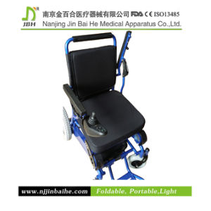 Light Folding Electric Wheelchair with FDA Approval pictures & photos