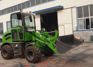 China Mappower Mini Loader Manufacturer Zl06f pictures & photos