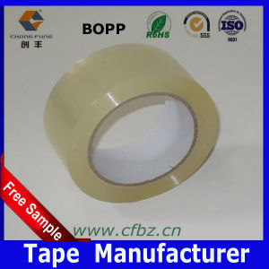 Various Specifications BOPP Tape Acrylic Polypropylene Strapping Tape