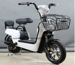 350W Electric Scooter/Electric Motorcycle/Electric Bicycle China Factory Manufactured pictures & photos