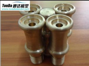 Customized Precision CNC Machined Part for Auto Part (AL12024) pictures & photos