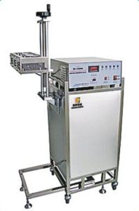Automatic Continuous Sealing Machine for Aluminum Foil Sealing pictures & photos